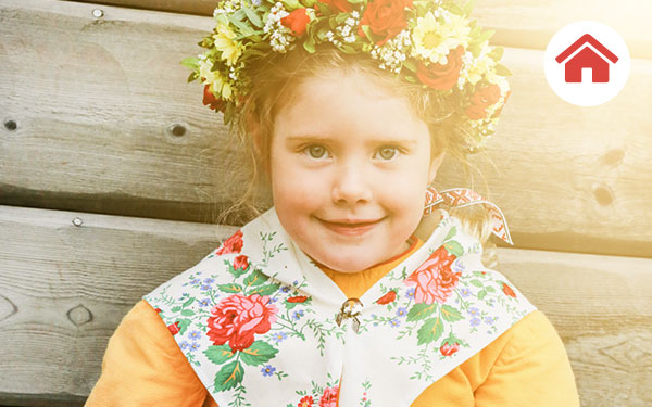 Midsommarweekend Glamping